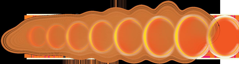 spirala ieg grejač